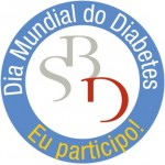 Selo do Dia Mundial do Diabetes