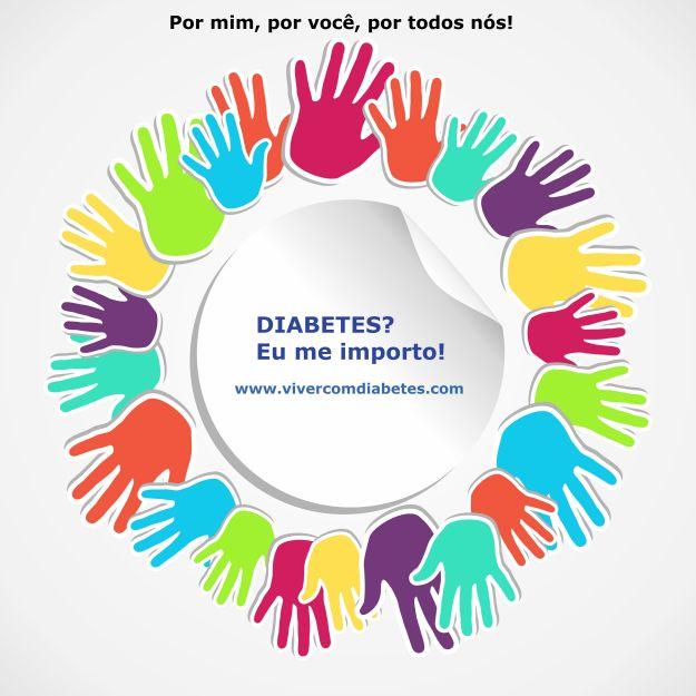#Diabetes? Quem se importa?