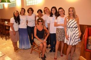 As meninas! ;)